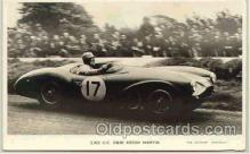 spo020012 - Aston Martin postcard postcards