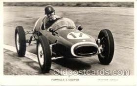 spo020017 - Formula 2 Cooper postcard postcards