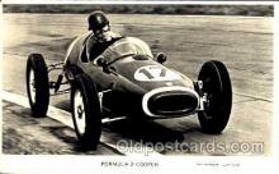 spo020018 - Formula 2 Cooper postcard postcards