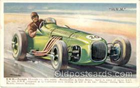 spo020031 - H.W.M. Formula 11 postcard postcards