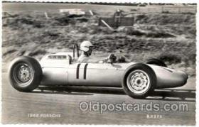 spo020033 - 1962 Porsche postcard postcards