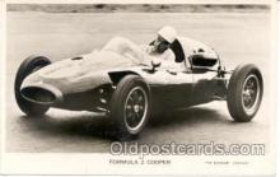 spo020036 - Formula 2 cooper postcard postcards