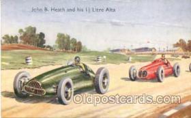 spo020050 - John B. Heath and his Alta postcard postcards