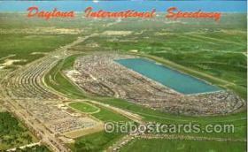 spo020101 - Daytona Speedway postcard postcards