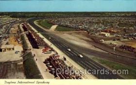 spo020113 - Daytona Speedway postcard postcards