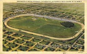 Indianapolis Motor Speedway, Indiana, USA