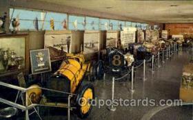 spo020176 - Indianapolis Motor Speedway Museum, Indiana, USA Auto, Automotive, Car Racing Postcard Postcards