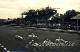 spo020183 - Auto, Automotive, Car Racing Postcard Postcards
