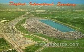 spo020184 - Daytona Beach, Florida USA Auto, Automotive, Car Racing Postcard Postcards