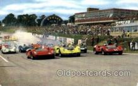 spo020193 - Brands Hatch Auto, Automotive, Car Racing Postcard Postcards