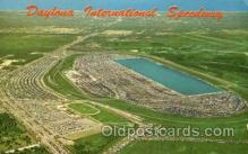 spo020197 - Daytona Beach, Florida USA Auto, Automotive, Car Racing Postcard Postcards