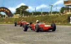 spo020201 - Brands Hatch Auto, Automotive, Car Racing Postcard Postcards