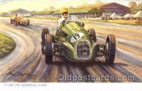 spo020206 - 2 Litre Unsupercharged H.W.M. Auto, Automotive, Car Racing Postcard Postcards