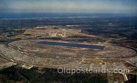 spo020208 - Daytona Beach, Florida USA Auto, Automotive, Car Racing Postcard Postcards