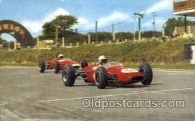 spo020211 - Brands Hatch Auto, Automotive, Car Racing Postcard Postcards