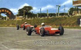 spo020212 - Brands Hatch Auto, Automotive, Car Racing Postcard Postcards