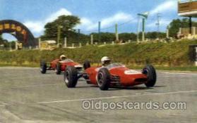 spo020214 - Brands Hatch Auto, Automotive, Car Racing Postcard Postcards