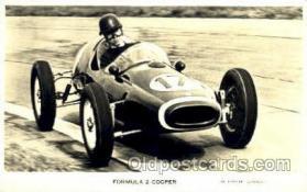 spo020218 - Formula 2 Cooper Auto, Automotive, Car Racing Postcard Postcards