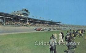 spo020227 - Car, Auto Racing Old Vintage Antique Postcard Post Cards