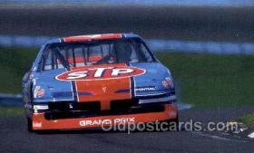 spo020615 - Richard Petty Car, Auto Racing Old Vintage Antique Postcard Post Cards