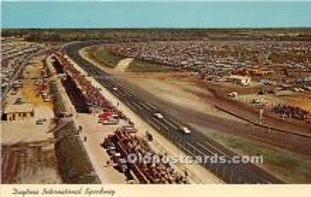 spo020646 - Old Vintage Auto Racing Postcard Post Card