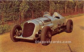 spo020662 - Old Vintage Auto Racing Postcard Post Card