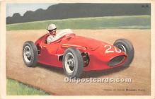 spo020686 - Old Vintage Auto Racing Postcard Post Card