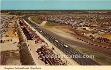 spo020706 - Old Vintage Auto Racing Postcard Post Card
