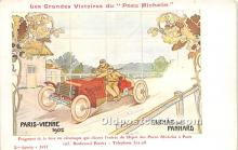 spo020748 - Old Vintage Auto Racing Postcard Post Card