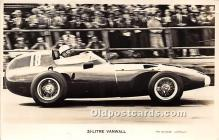 spo020781 - Old Vintage Auto Racing Postcard Post Card