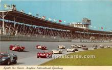 spo020788 - Old Vintage Auto Racing Postcard Post Card