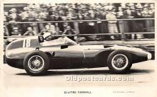 spo020807 - Old Vintage Auto Racing Postcard Post Card