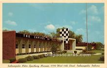 spo020842 - Old Vintage Auto Racing Postcard Post Card