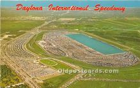 spo020906 - Old Vintage Auto Racing Postcard Post Card
