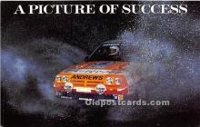 spo020921 - Old Vintage Auto Racing Postcard Post Card