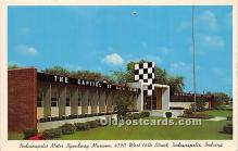 spo020925 - Old Vintage Auto Racing Postcard Post Card
