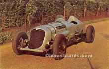 spo020929 - Old Vintage Auto Racing Postcard Post Card