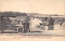 spo020945 - Old Vintage Auto Racing Postcard Post Card