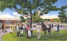 spo021016 - Monmouth Park postcard postcards