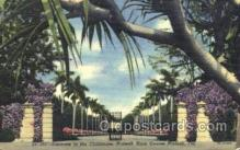 spo021034 - Hialeah, Florida USA Horse Racing Postcard Postcards