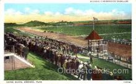 spo021063 - Habana, Cuba Horse Racing Postcard Postcards