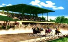 spo021066 - Lexington, Kentucky, USA Horse Racing Postcard Postcards