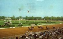 spo021074 - Lexington, Kentucky, USA Horse Racing Postcard Postcards