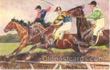 spo021306 - Horse Racing, Trotters,  Postcard Postcards