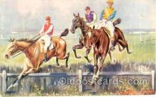 spo021307 - Horse Racing, Trotters,  Postcard Postcards