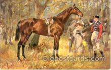 spo021315 - Horse Racing, Trotters,  Postcard Postcards