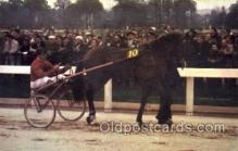 spo021405 - Andre Faure Horse Racing, Trotters, Postcard Postcards