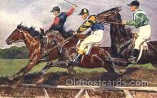 spo021443 - Horse Racing, Trotters, Postcard Postcards