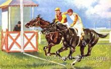 spo021446 - Horse Racing, Trotters, Postcard Postcards