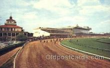 spo021451 - Pimlico Race Course, Baltimore, Maryland, USA Horse Racing, Trotters, Postcard Postcards